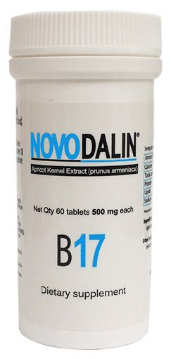 500mg Tablets from Novodalin