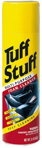 Tuff Stuff Multi Purpose Foam Cleaner for Deep Cleaning - 22 oz. (1.37 lbs)
