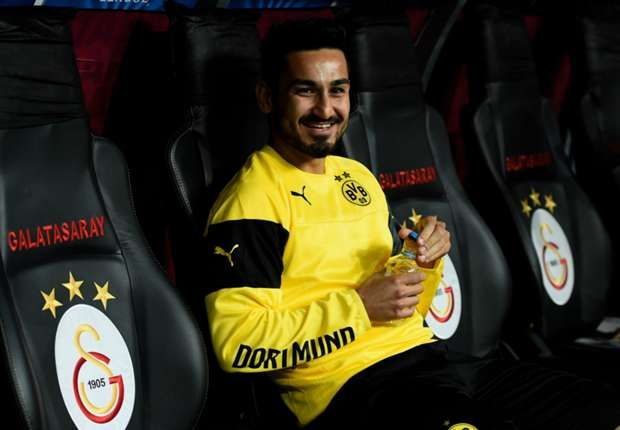 "Report: Gundogan ""willing to wait"" for Barcelona's transfer ban to end, wants ... BARCELONA  #BARCELONA"