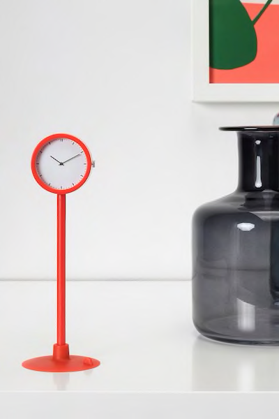 Stakig Uhr Rot Ikea Deutschland Bilderrahmen Aufhangen Ikea