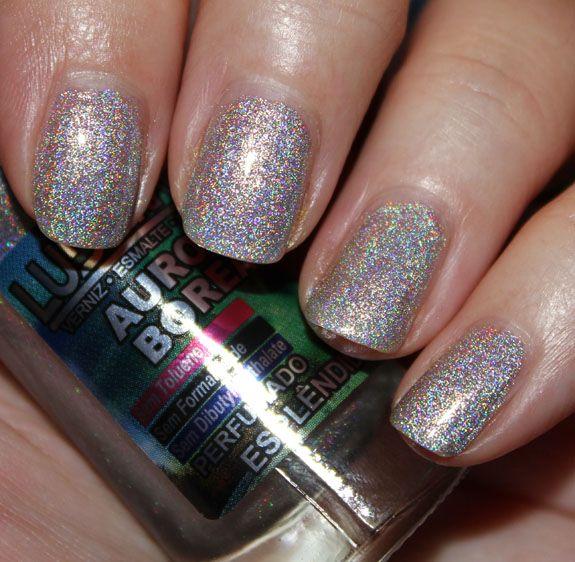 Ludurana Aurora Boreal Holographic: Esplendido | I\'m talking Nail ...