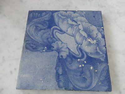 Art Nouveau FLORAL TILE