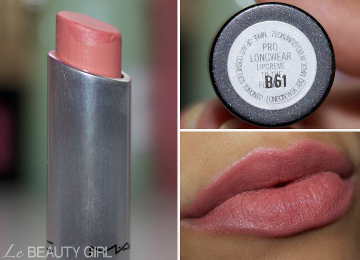 My MAC lipstick collection + Swatches
