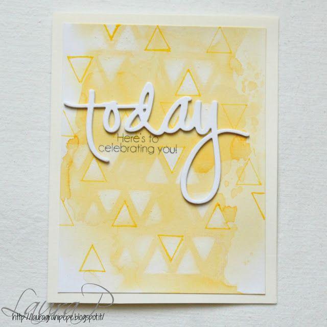Grani di pepe: Today - Card