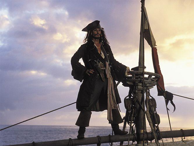 Jack Sparrow retrasa el rodaje de 'Piratas del Caribe 5' | Excélsior