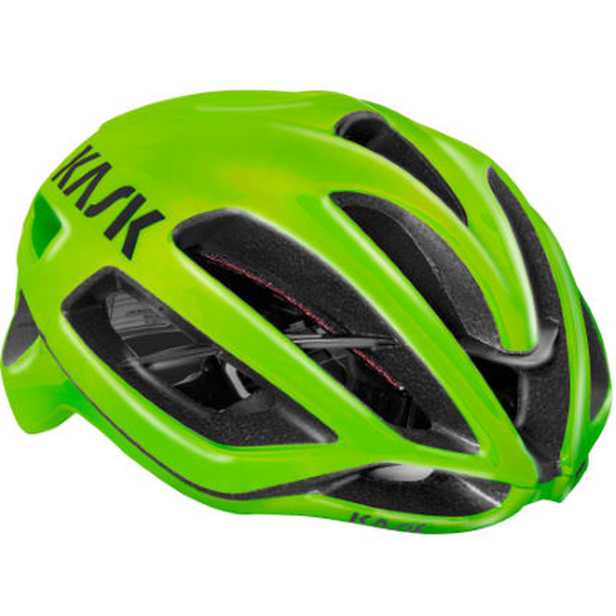 KASK Protone - Total Lime - Large Helmet #CyclingBargains #DealFinder #Bike #BikeBargains #Fitness Visit our web site to find the best Cycling Bargains from over 450,000 searchable products from all the top Stores, we are also on Facebook, Twitter & have an App on the Google Android, Apple & Amazon.