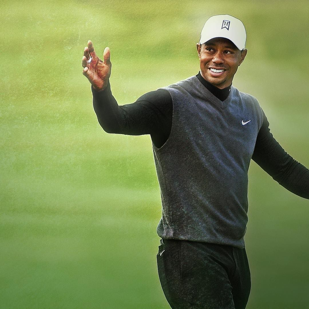 Wishing Tiger Woods A Very Happy 40th Birthday. By Pgacom