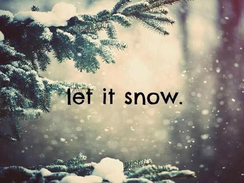 Let it ...