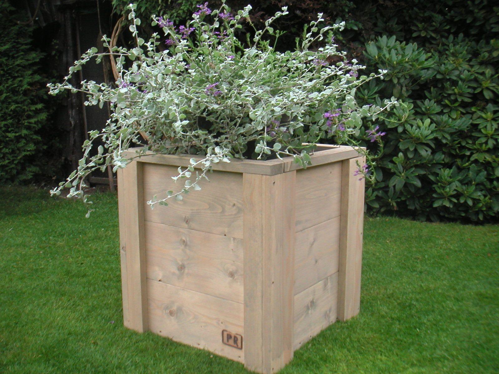 Vinyl Steigerhout Look : Steigerhout plantenbak wedding stuff pinterest garden wood