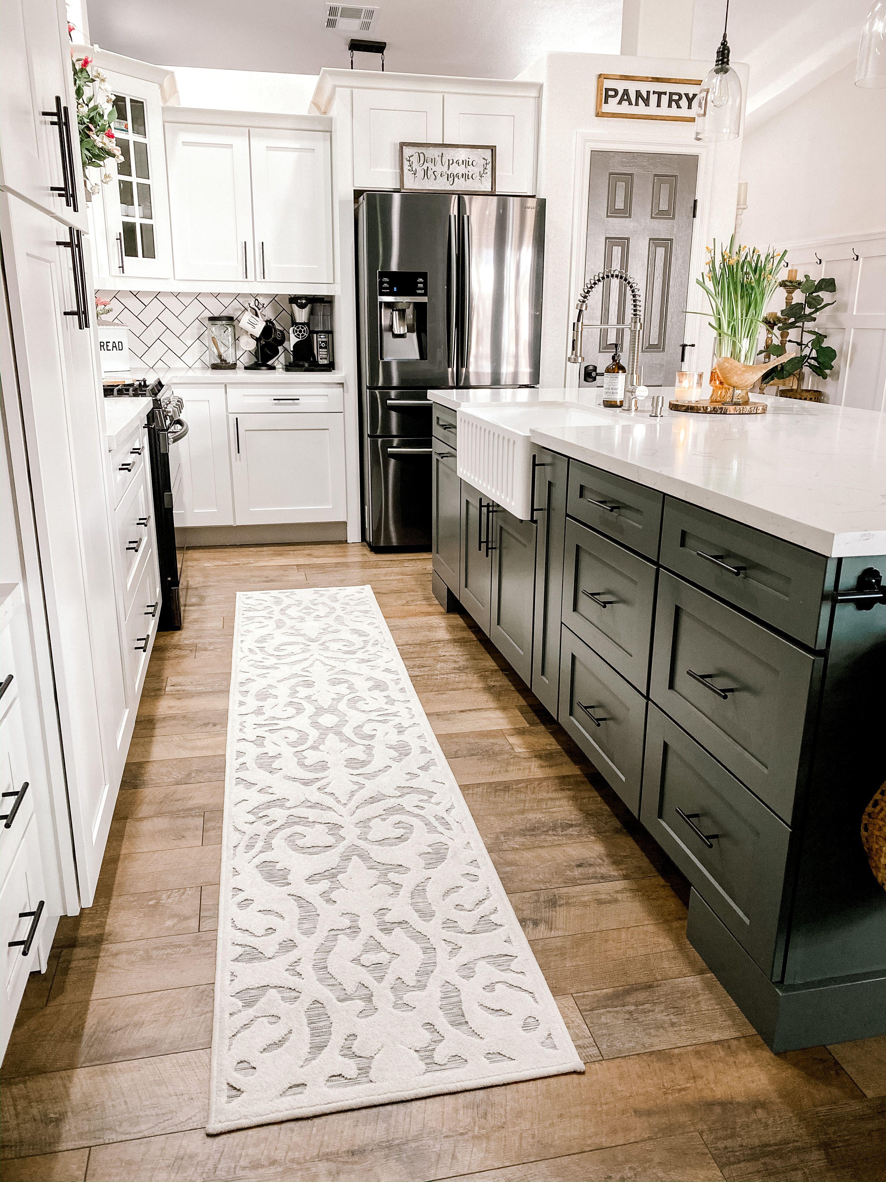 5 Stylish Kitchen Runners Stylish Kitchen Kitchen Runners Kitchen Runner Long runner rugs for kitchen