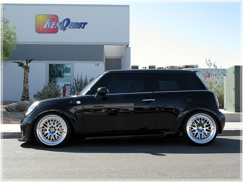 Mini Cooper S On Ccw Wheels Mini Pinterest Wheels