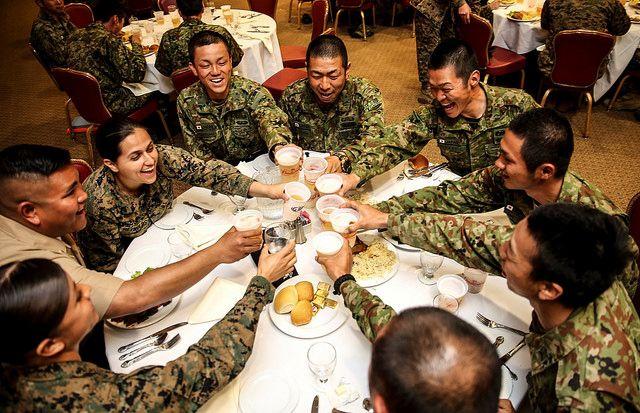 Cheers Military Heroes Usmc Marine Corps