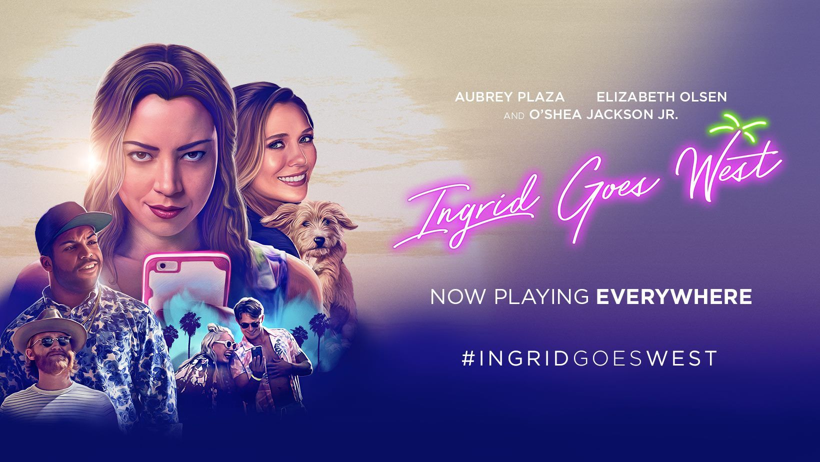 Image result for ingrid goes west quad
