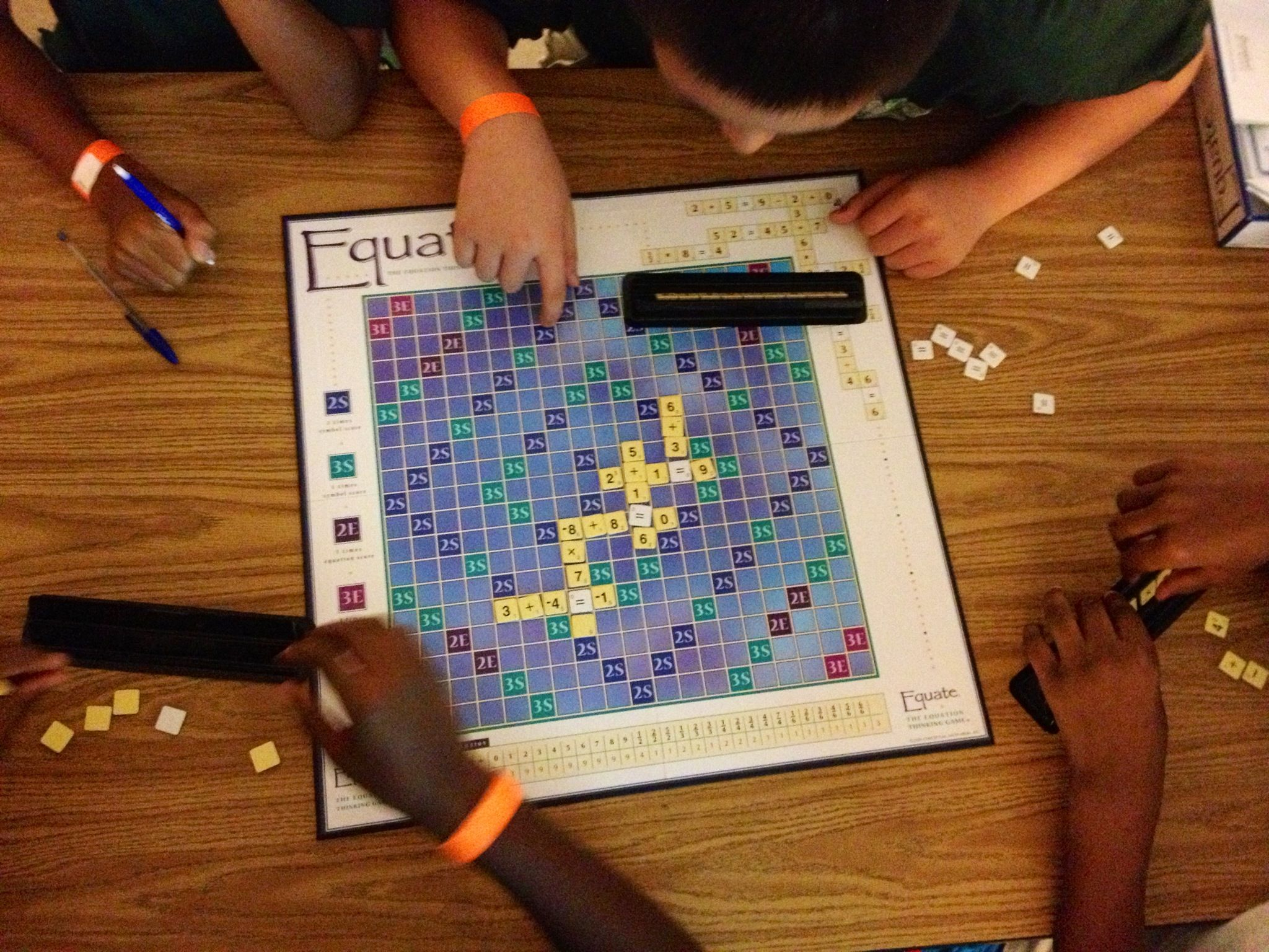 Educational Board Games Like Equate Create A Fun Way To