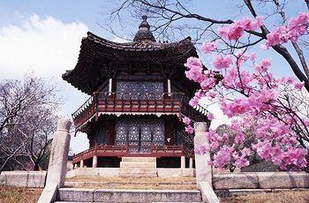 Ancient Korean Architecture Gyeongbokgung