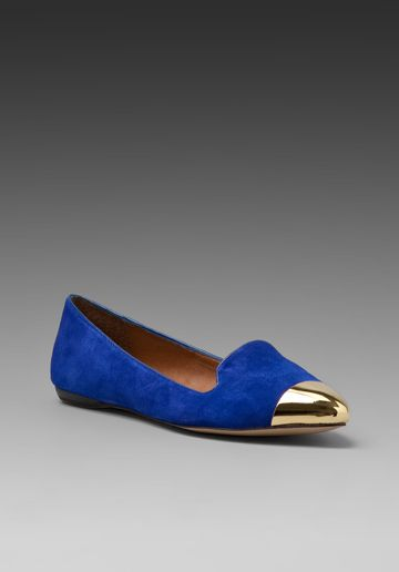 e39c5bf537e52 DV by DOLCE VITA Lunna Slip On in Electric Blue at Revolve Clothing ...