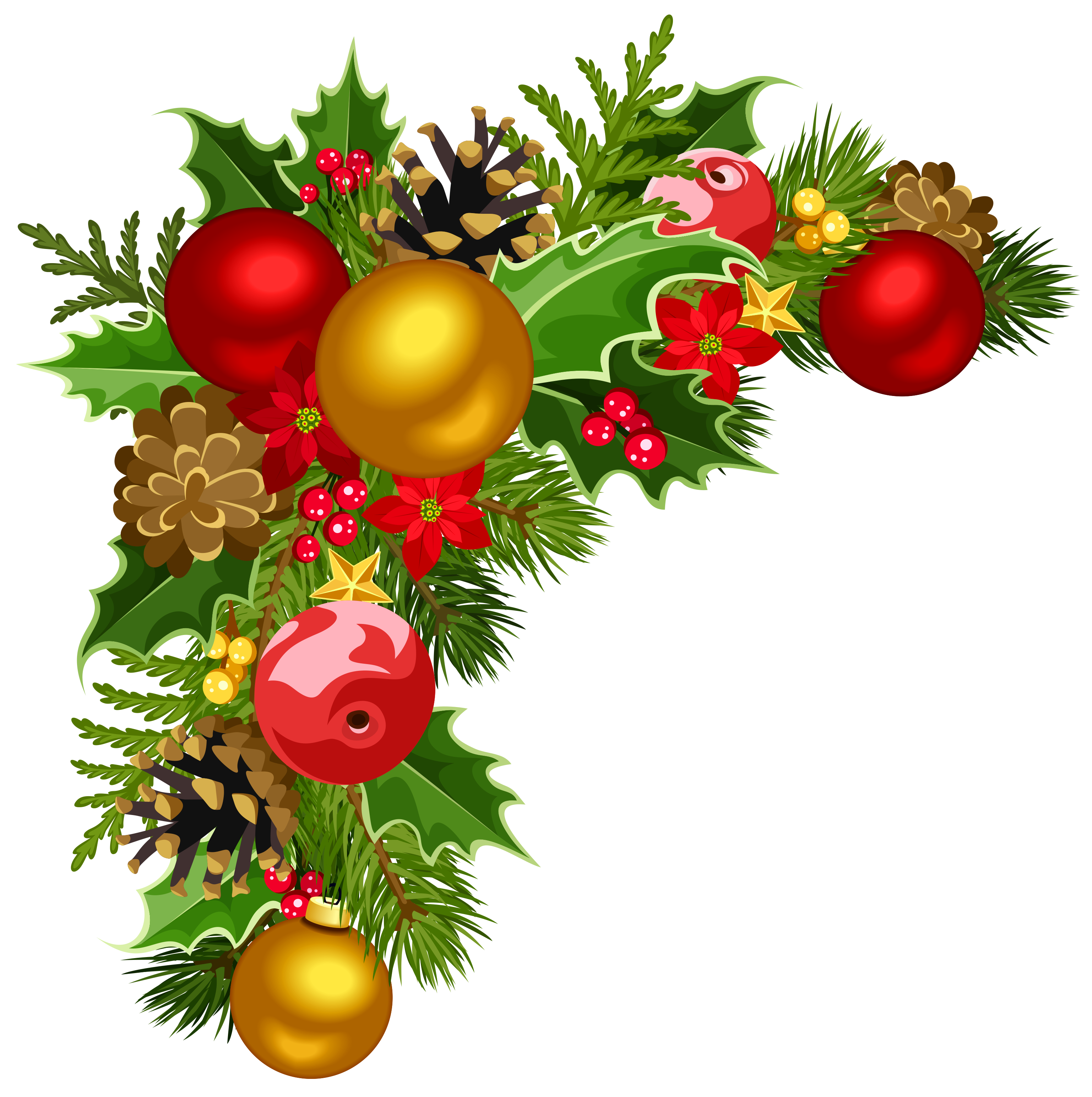 Christmas decorations clipart happy holidays christmas Christmas tree ornaments ideas