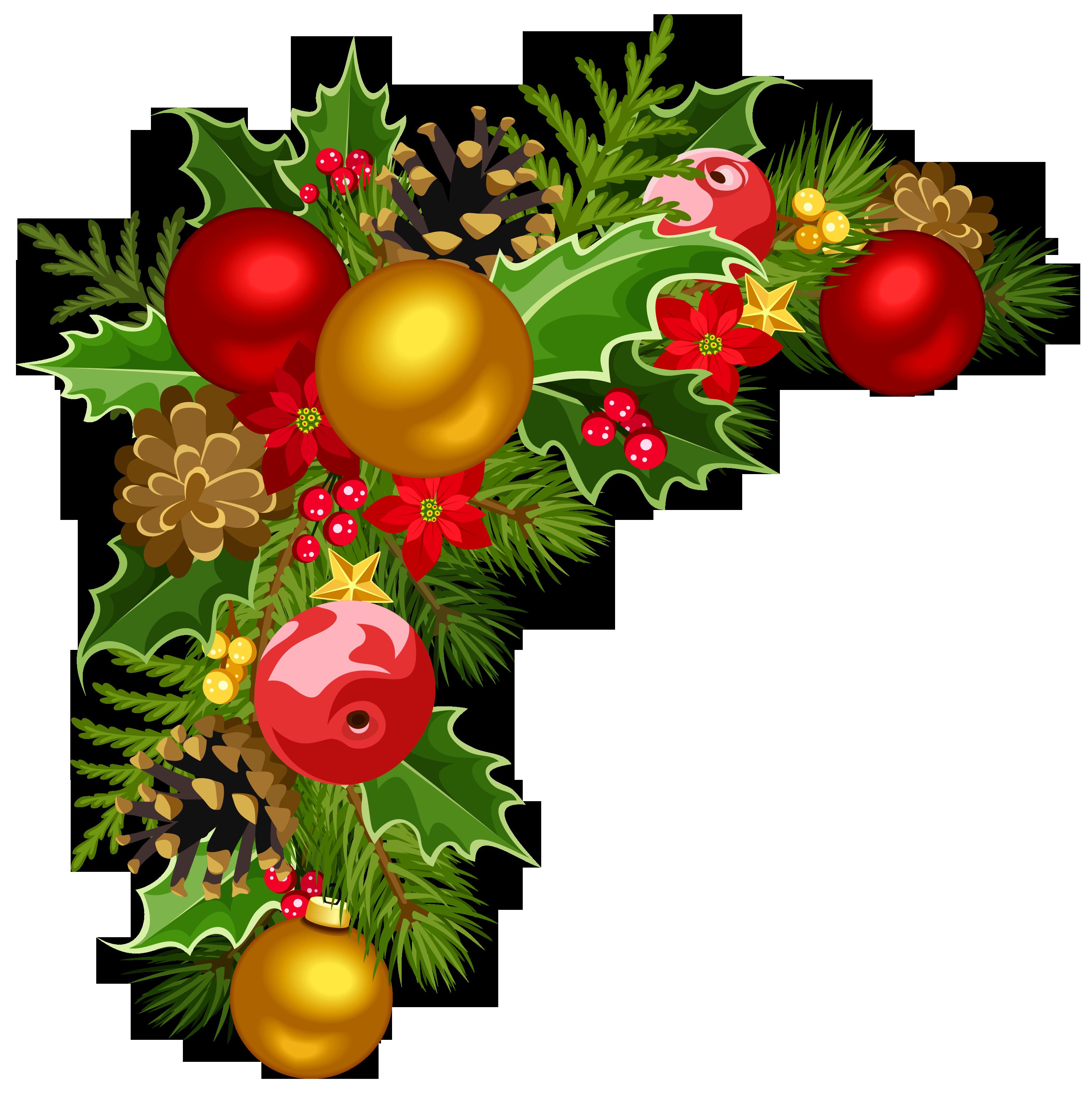 christmasdecorationscliparthappyholidayschristmas