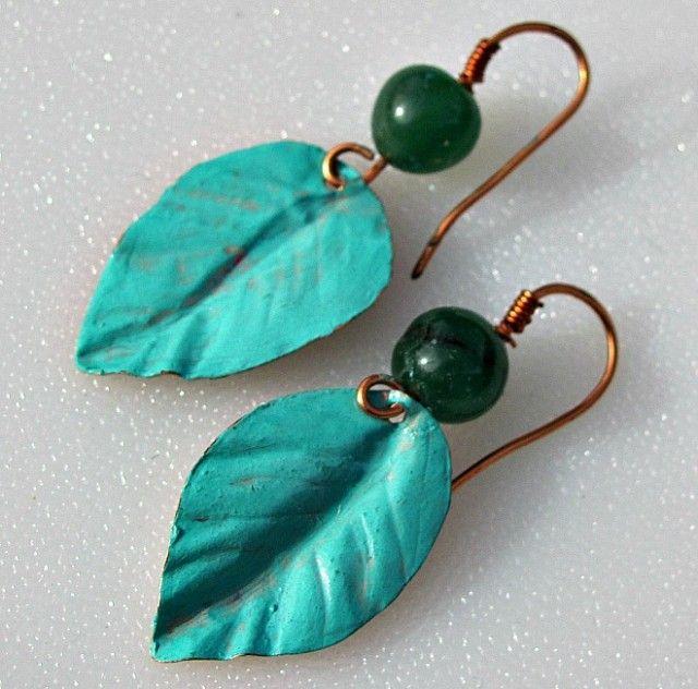handmade_jewelry_idea08 | Handmade jewelry, Metal jewelry ...
