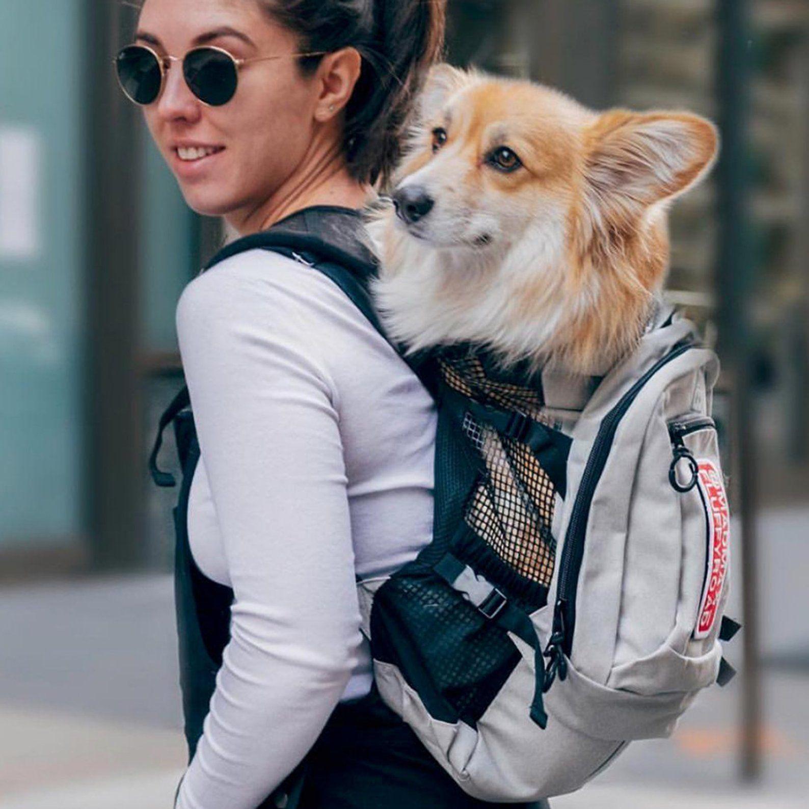 K9 Sport Sack™ PLUS 2 Dog Carrier Backpack in 2020 Dog