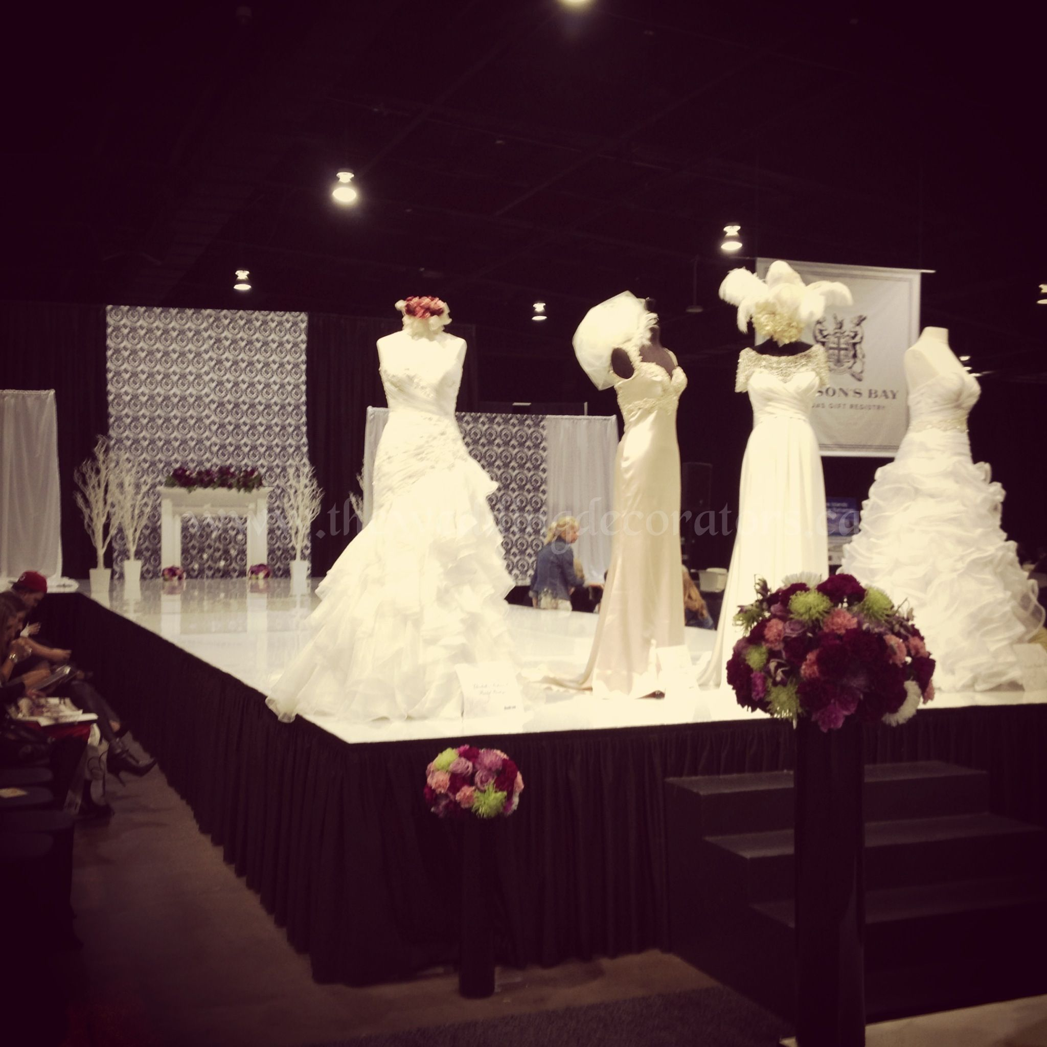 Wedding decorations background  Damask decor  Damask Decorations and Weddings  Pinterest  Damask