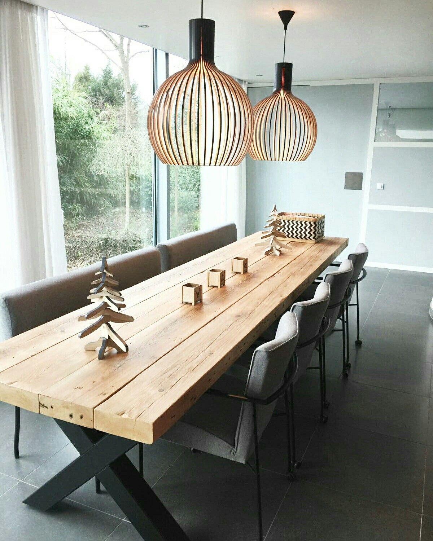 Eettafel Extra Lang.Prachtige 3 50 M Lange Eettafel Timber Gemaakt Van Oude