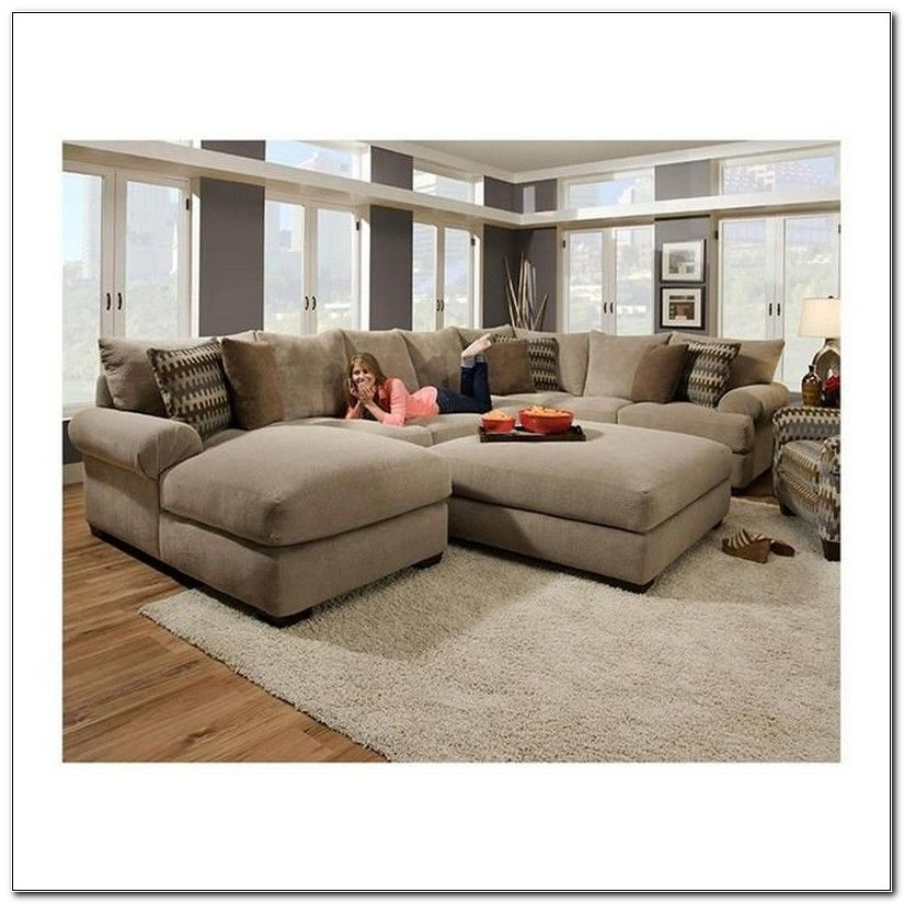 Large 3 Piece Sectional Sofa Large Sectional Sofa Sectional Sofas Living Room Comfortable Sectional Sofa