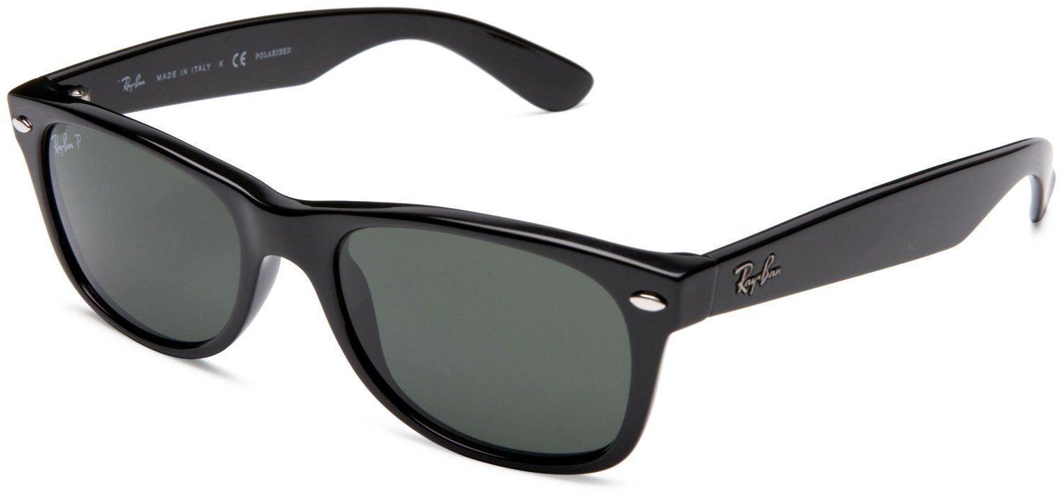 Ray-Ban RB2132 New Wayfarer Sunglasses- I m going to give in ... 03c9d1b2bb74