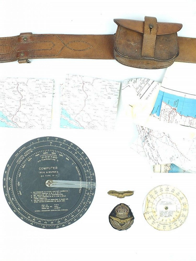 A Selection of Silk and Other Escape Maps, mostly post war but to include a 1943…