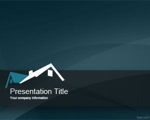 realtor powerpoint template | paris | pinterest | template, real, Modern powerpoint