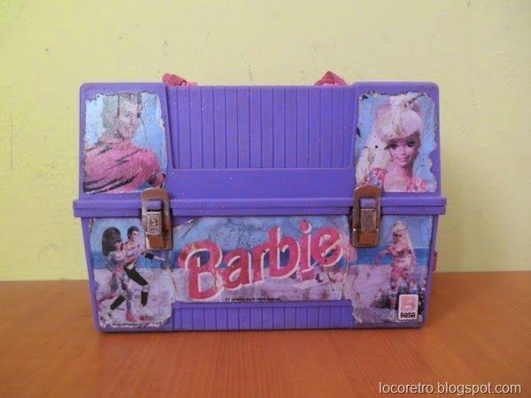 Lonchera barbie