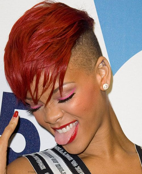 50 Mohawk Hairstyles For Black Women Curly Hair Styles Mohawk
