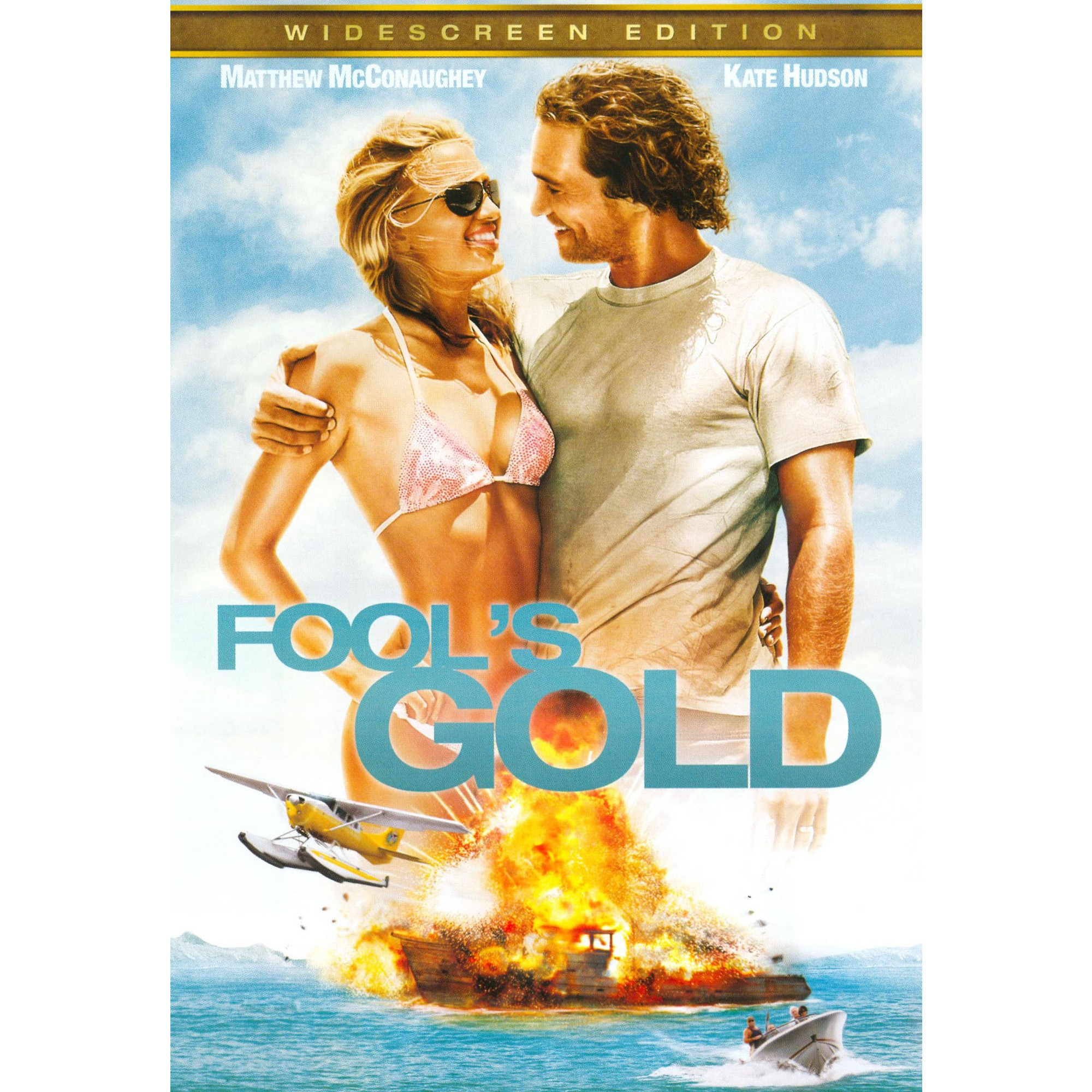 Fools gold ws dvd_video fools gold movie gold