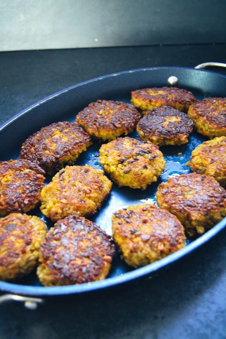 Photo of Vegetarische Frikadellen Grünkern Rezepte