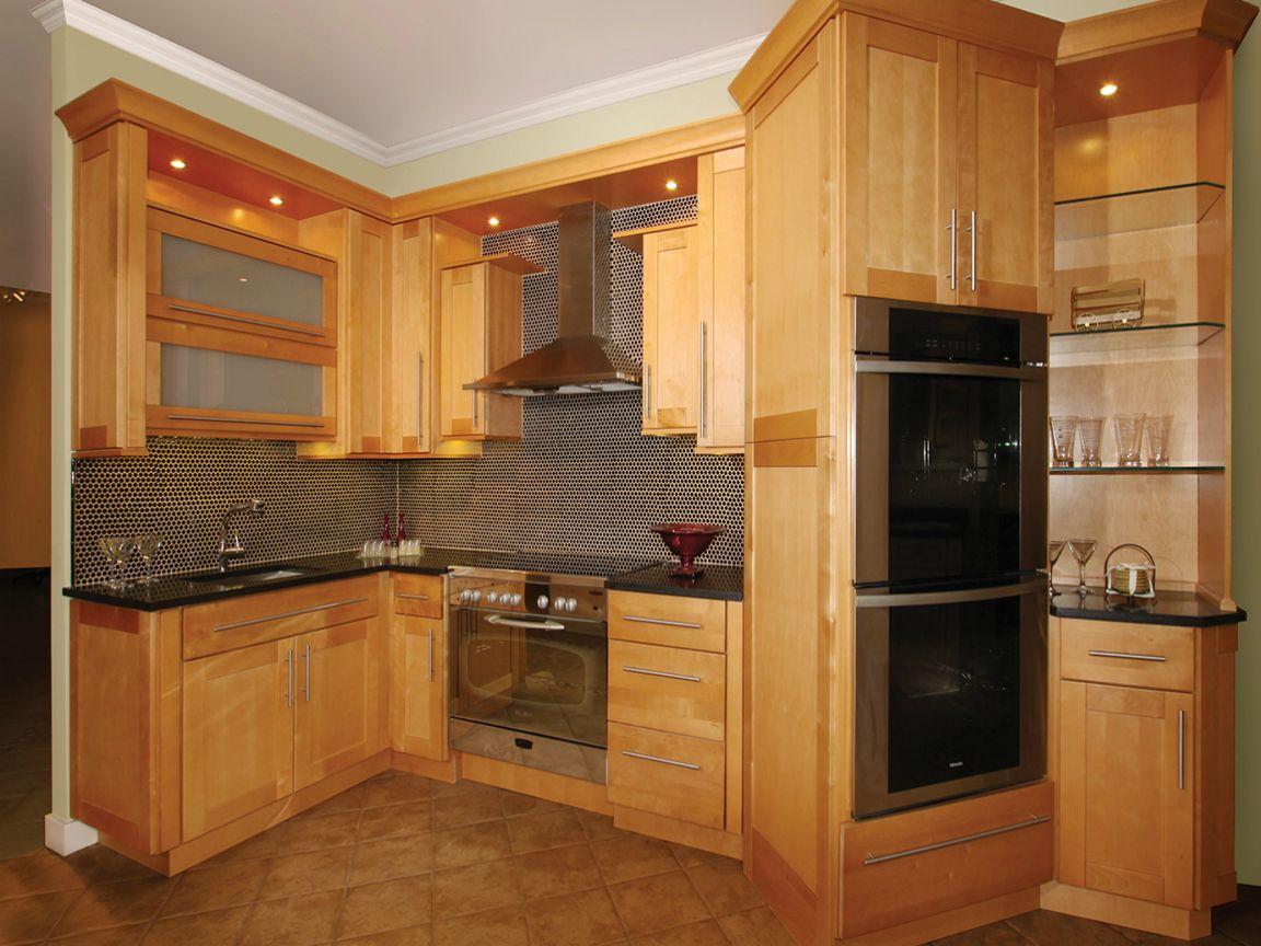Fabuwood Allure Onyx Frost Kitchen [Beautiful