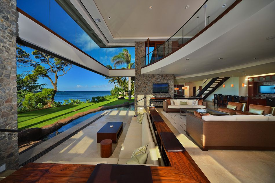 Villa De Luxe à Hawaï U2013 Par Arri LeCron