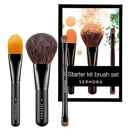 sephora collection beauty in a box starter kit brush set