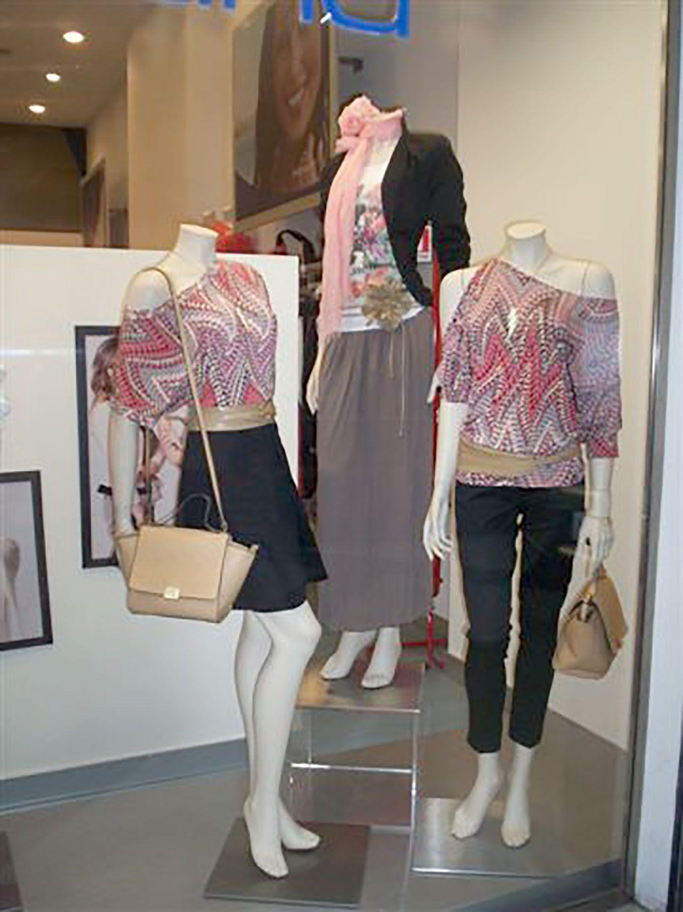 """Le Vetrine settimanali di #BlueSand #Abbigliamento Donna """"made in Italy"""""""