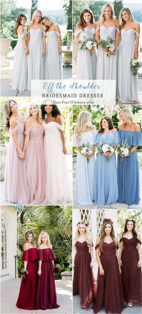 Lilac dress for wedding  Top  Bridesmaid Dress Trends for   Weddingideas Wedding dress