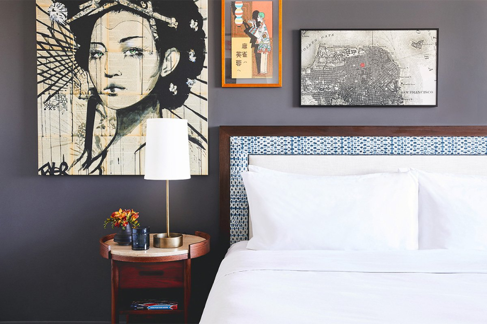 A San Francisco Boutique Hotel That Won T Break The Bank With A Cool Japanese Twist With Images San Francisco Hotel
