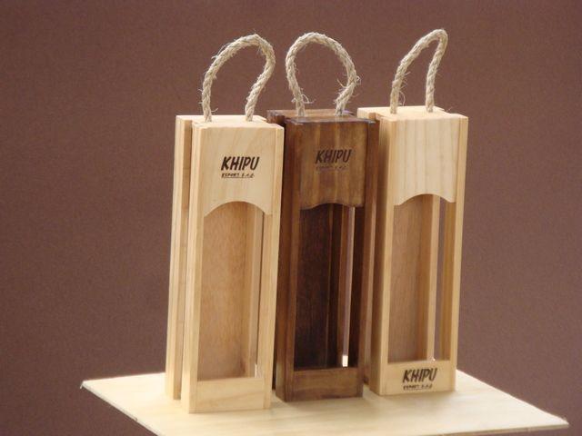 Cajas para pisco y o vino e imoresion otros servicios - Cajas de madera para botellas ...
