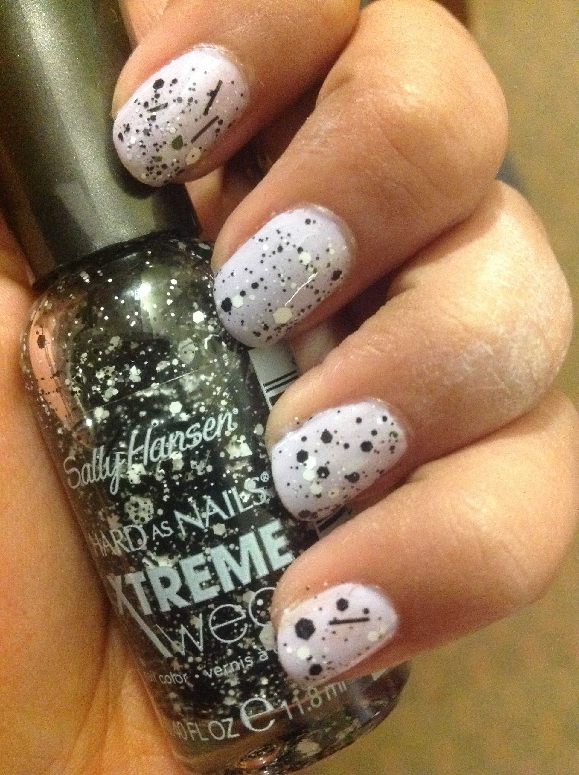 Sally Hansen pixel perfect! new nail polish :) | Nails | Pinterest ...