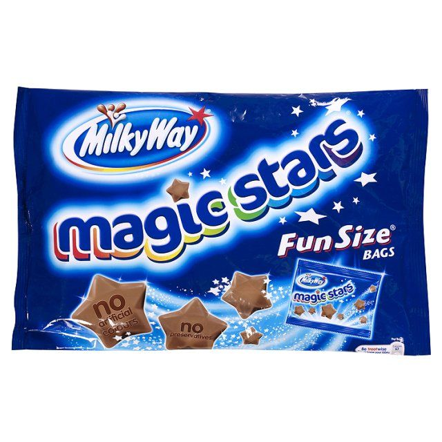 Milky Way Magic Stars Fun Size Bag 12g 35 Syns Other Size