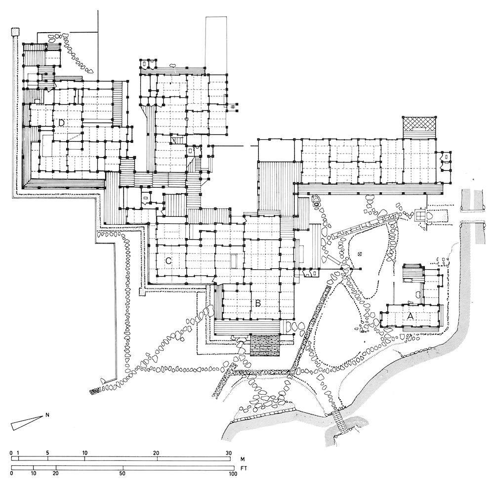 Jp kyoto katsura imperial villa fic arch for Architecture japonaise
