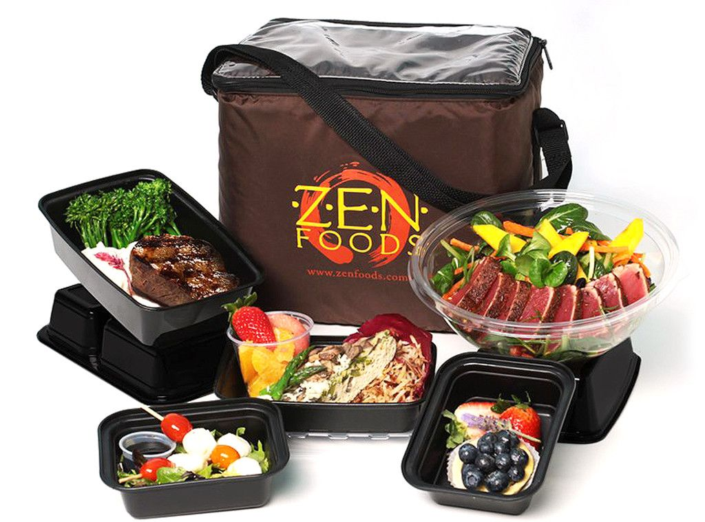 Zen foods from 8 healthy meal delivery services celebs love food zen foods from 8 healthy meal delivery forumfinder Choice Image