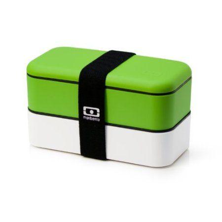 I want one in each color! monbentoTM MB Original Bento Box
