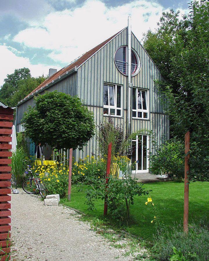 Bildergalerien Kinskofer Holzhaus HolzLehmhäuser aus