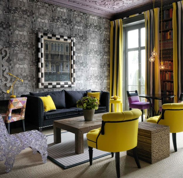 kit kemp interior design - 1000+ images about - KI KMP - on Pinterest he soho hotel ...