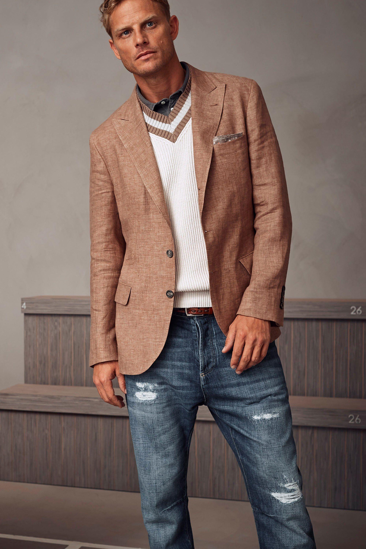 Brunello Cucinelli Spring 2018 Menswear Collection Photos , Vogue