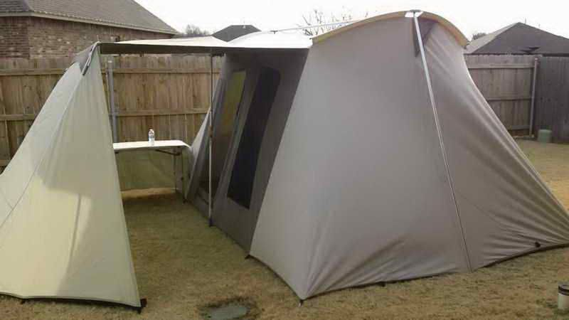best loved ae7d9 1f618 Kodiak Canvas Flex Bow Deluxe 8 Person Tent | Tent Reviews ...